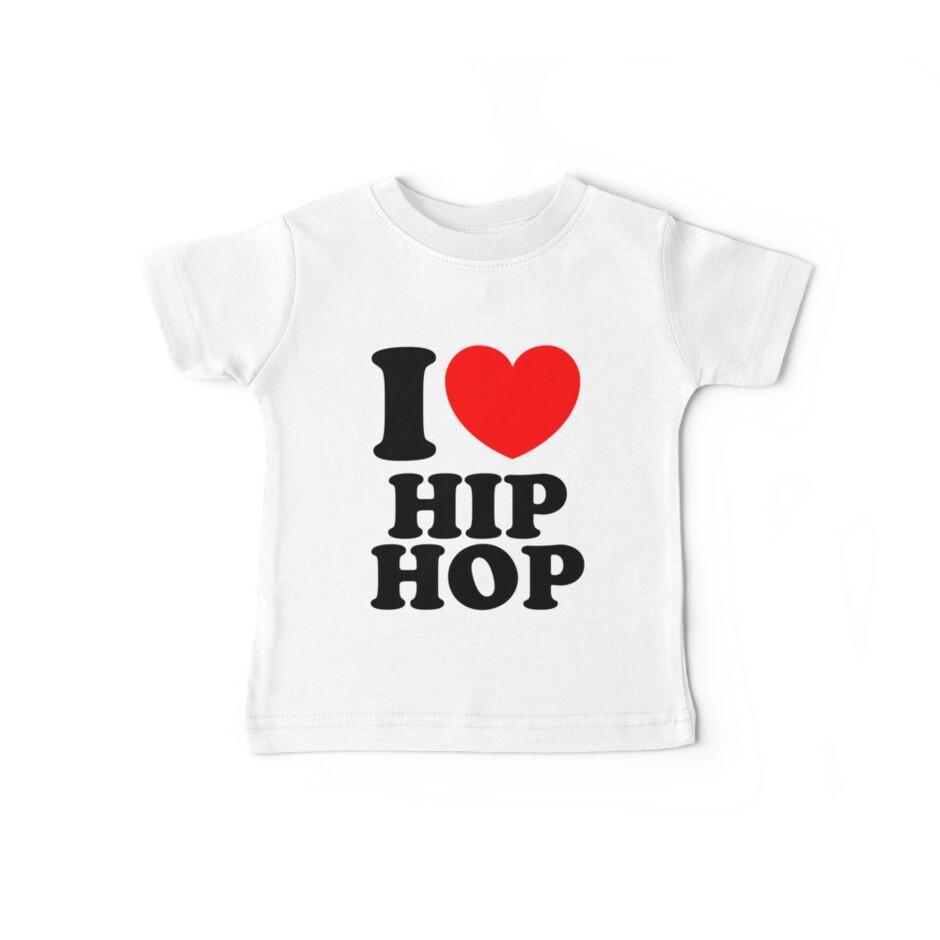 """«""""I Heart Hip Hop""""» de CreativoDesign"""