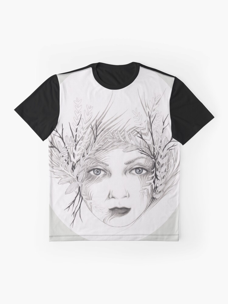 Alternate view of Mother Nature Graphic T-Shirt