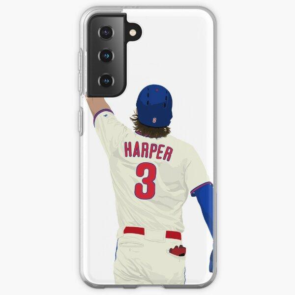 Bryce Harper 3 Samsung Galaxy Soft Case