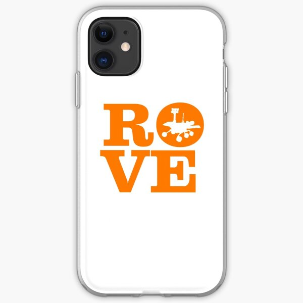 Rove Mars With Love iPhone Soft Case