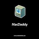 MacDaddy Iphone Case by creativebloke