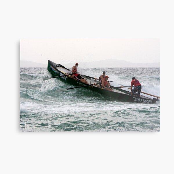 George Bass Surf Boat Marathon 2012 Metal Print