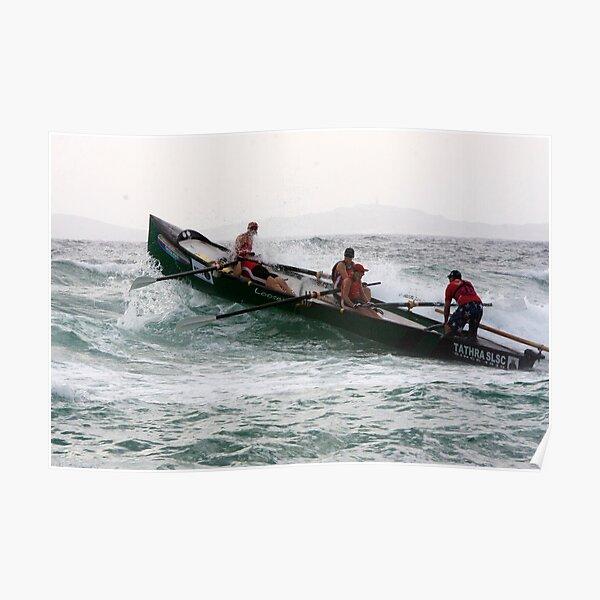 George Bass Surf Boat Marathon 2012 Poster