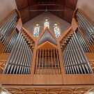Cathedral of St Stephen Pipe Organ • Brisbane • Queensland by William Bullimore