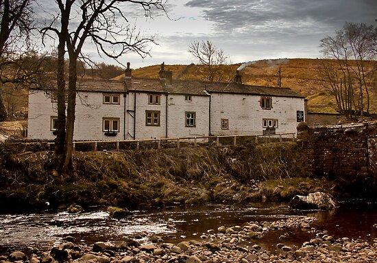 George Inn - Hubberholme by Trevor Kersley