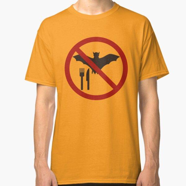 Don't Eat Bats Classic T-Shirt