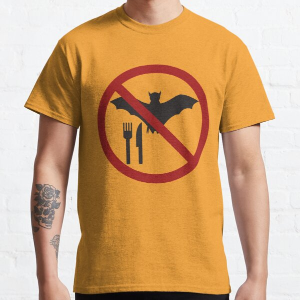 Don't Eat Bats Classic T-Shirt