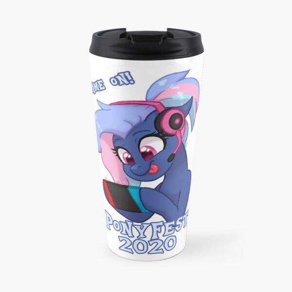 PonyFest 2020 Travel Mug