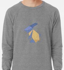Zum Mond - Origami-Kaninchen Leichter Pullover