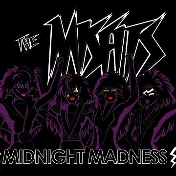 Midnight Madness - Silhouette by evobs