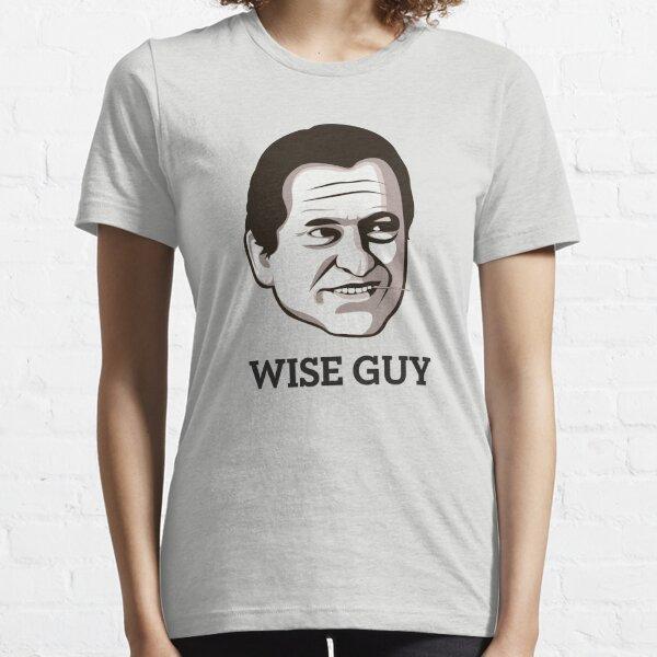 "Joe Pesci - ""Wise Guy"" T-Shirt Essential T-Shirt"