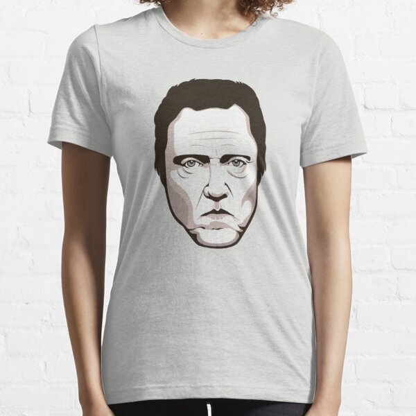 Christopher Walken - Faces Of Awesome Essential T-Shirt