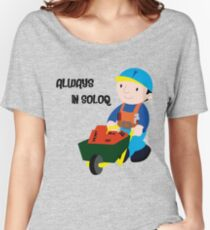 Always in SoloQ Women's Relaxed Fit T-Shirt