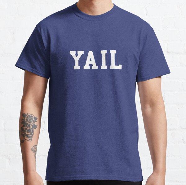 Yail (white letters) Classic T-Shirt