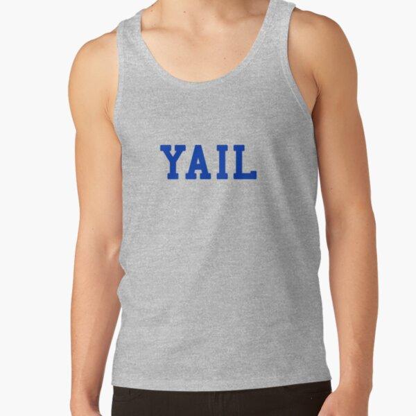 YAIL (blue letters) Tank Top