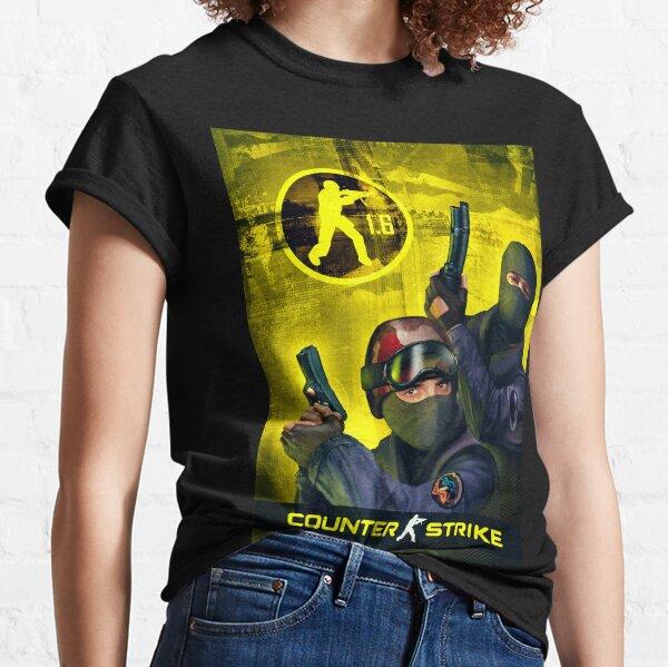 Counter Strike 1.6 Cover art Classic T-Shirt