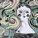 Mary in the Gulf of Melancholy by Amanda White