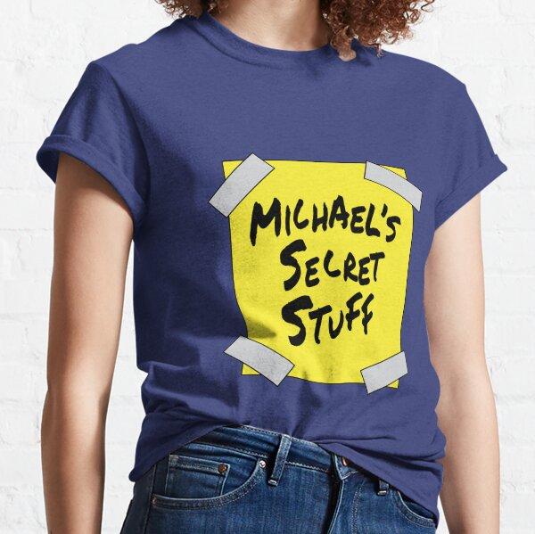 Michael's Secret Stuff  Classic T-Shirt