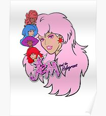 Jem and the Holograms Poster