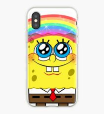 SpongeBobs Imagination iPhone Case