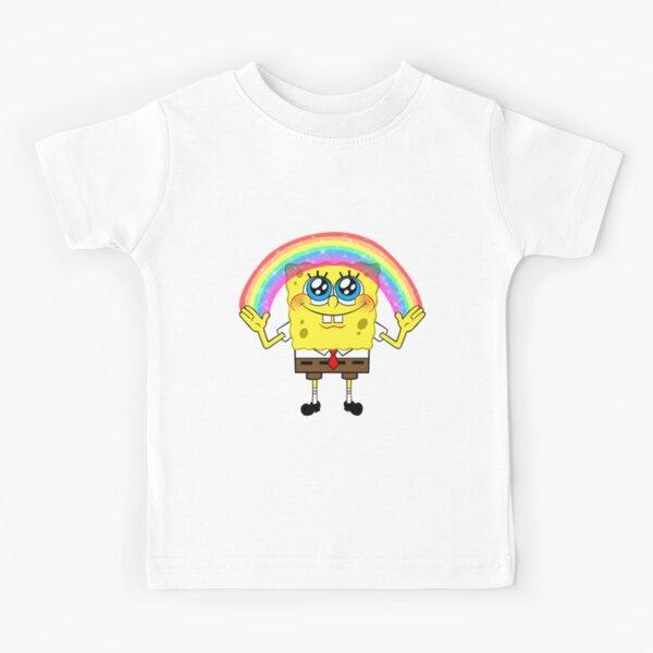 Bob Esponja Imaginación Camiseta para niños