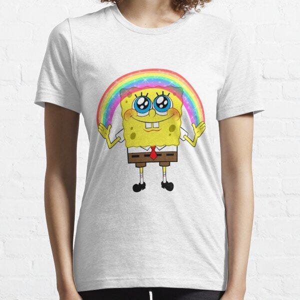 SpongeBobs Imagination Essential T-Shirt