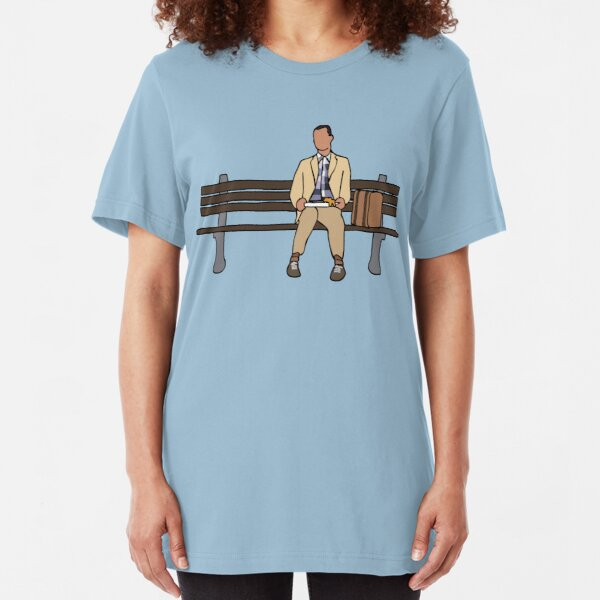 Life is like a box of chocolates Slim Fit T-Shirt