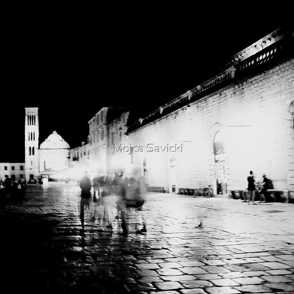 ... by Mojca Savicki