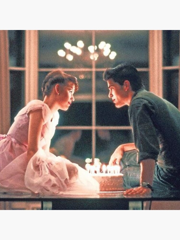 Sixteen Candles - Samantha and Jake Ryan by sensitivekind