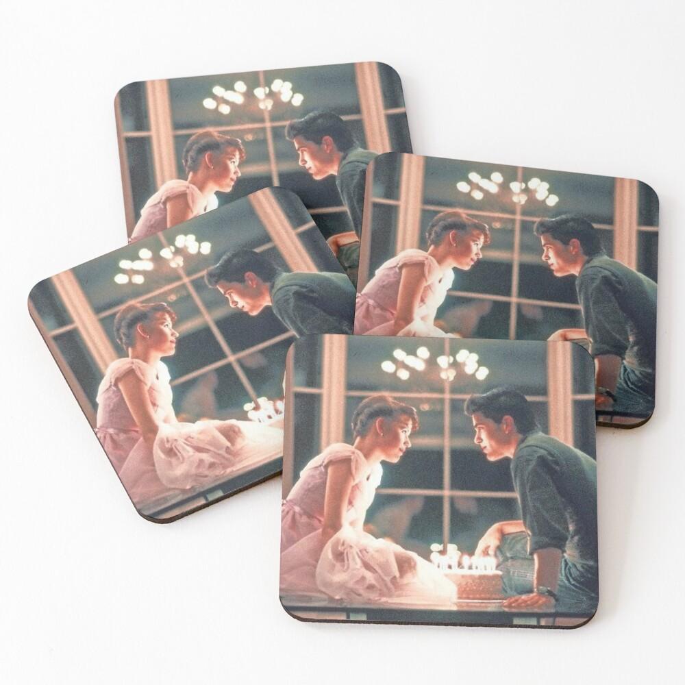 Sixteen Candles - Samantha and Jake Ryan Coasters (Set of 4)