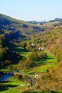 Monsal Dale, Derbyshire by Andy Beattie
