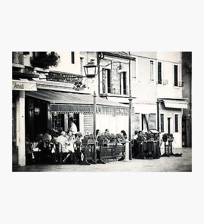 Local Ristorante Photographic Print