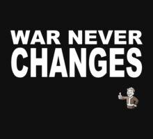 Fallout: War never changes