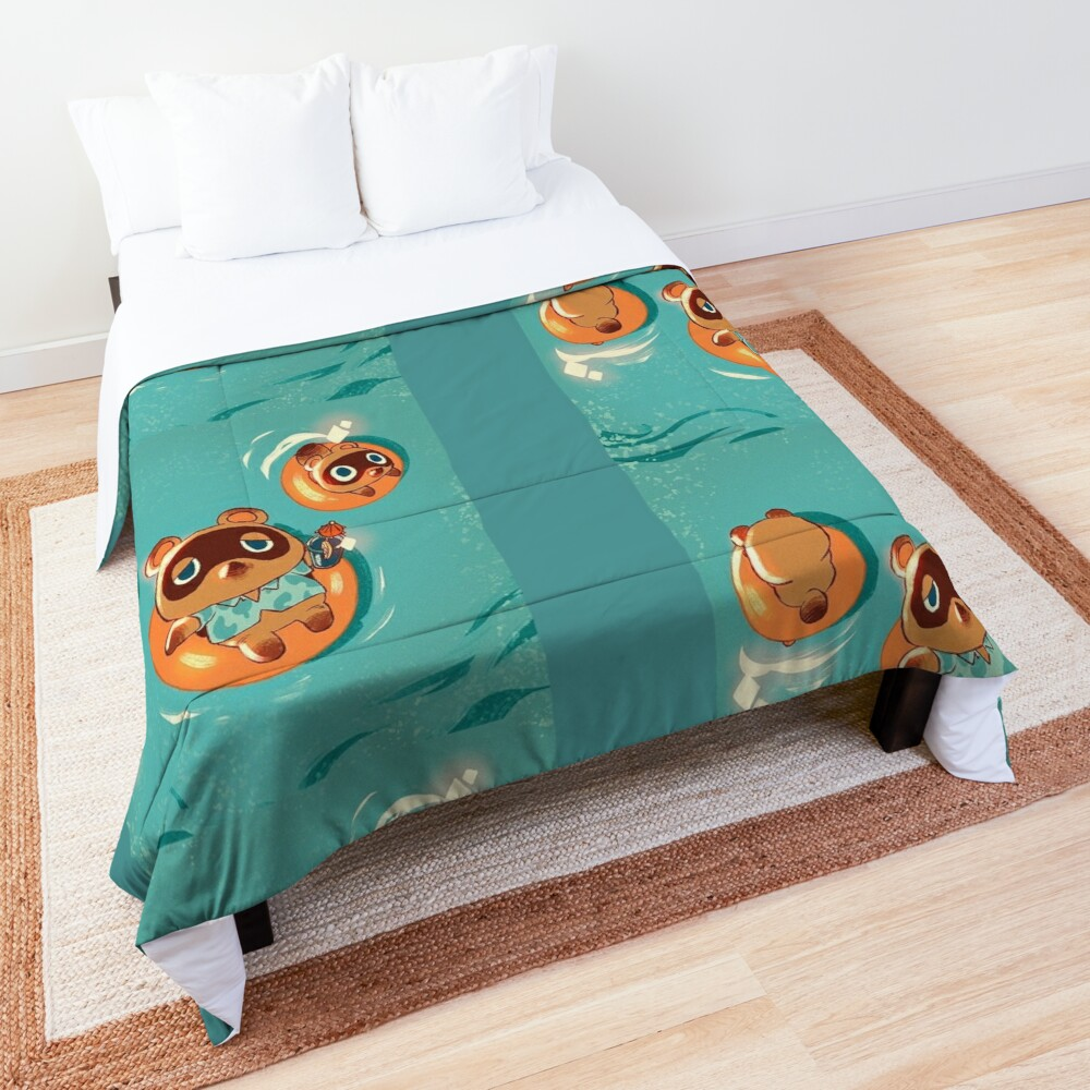 Animal Crossing Comforter