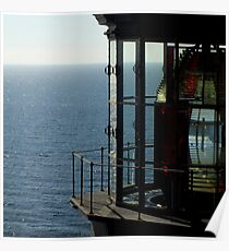 Cape Meares Lighthouse ~ Part Three Poster
