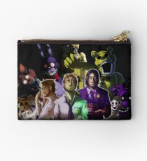 Five nights at Freddy's crew Studio Pouch