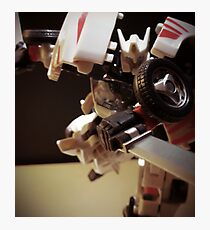 Transformers Drift Photographic Print