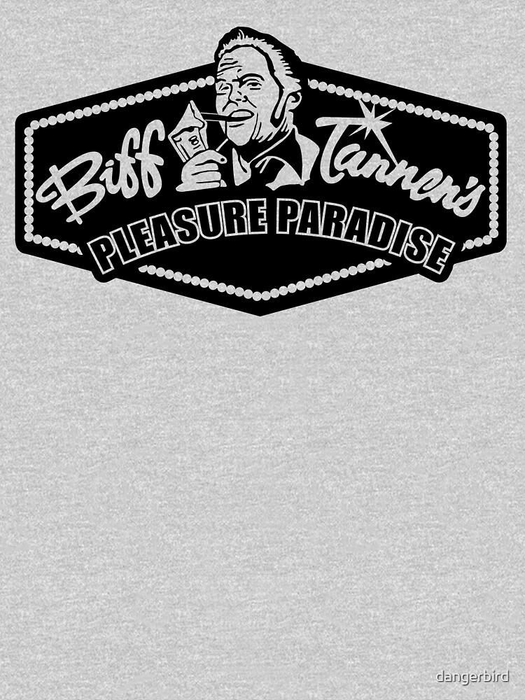 Biff Tannen's Pleasure Paradise | Unisex T-Shirt