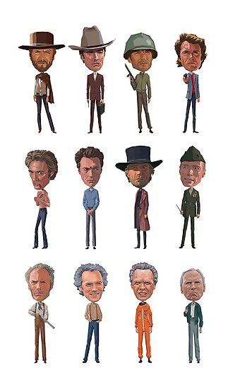 Clint by mitchfrey