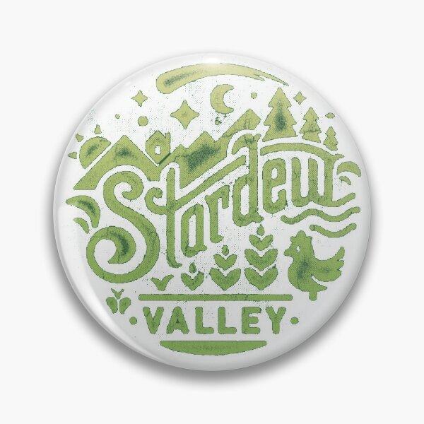 Stardew Valley - Indie Game Pin