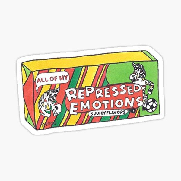 zebra stripes Sticker
