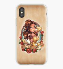 Till the Last Petal Falls iPhone Case