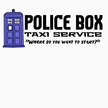 Time Taxi by DoctorWhy