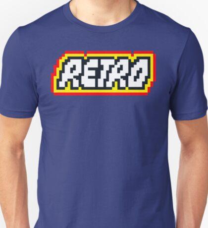 Retro   8 Bit 80s Geek T-Shirt