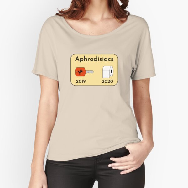 Aphrodisiac Relaxed Fit T-Shirt
