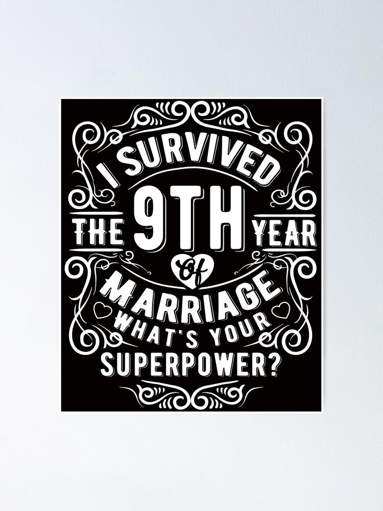 44 Ans Sweatshirt Cadeau dAnniversaire de Mariage pour Couple
