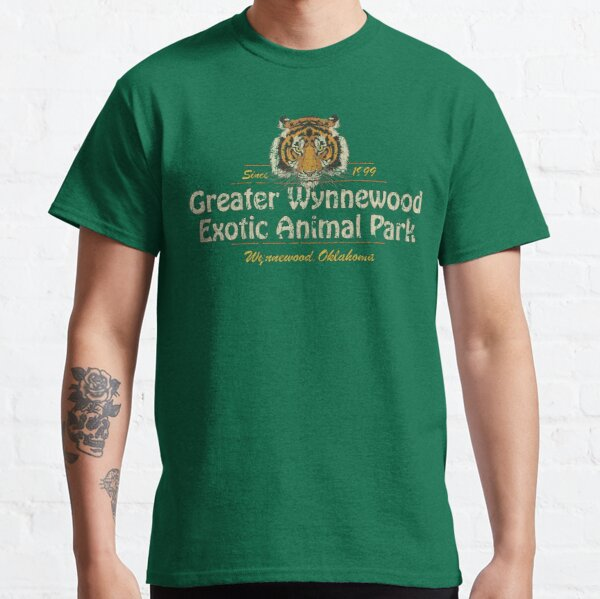 Greater Wynnewood Exotic Animal Park Classic T-Shirt