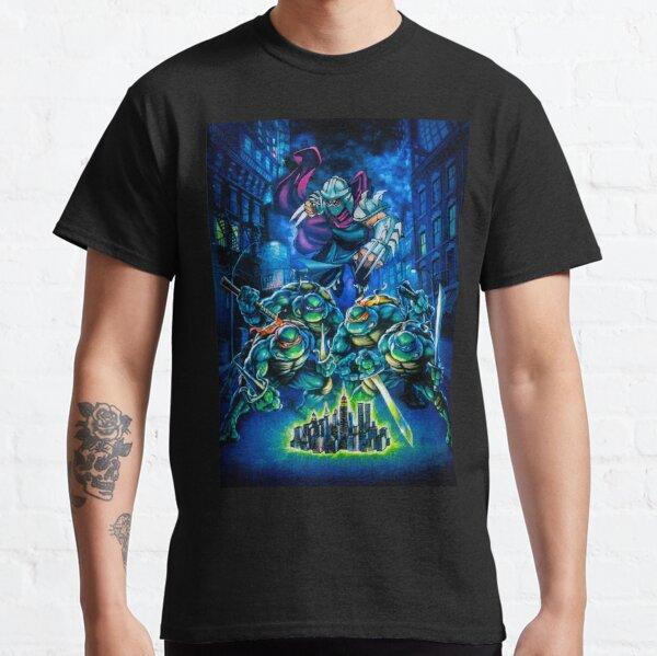 TMNT hyper stone Manhattan Classic T-Shirt