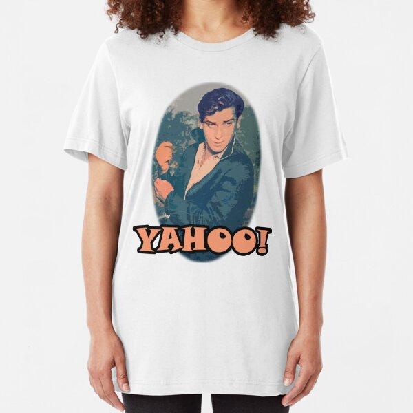 Shammi Kapoor - Yahoo! Slim Fit T-Shirt