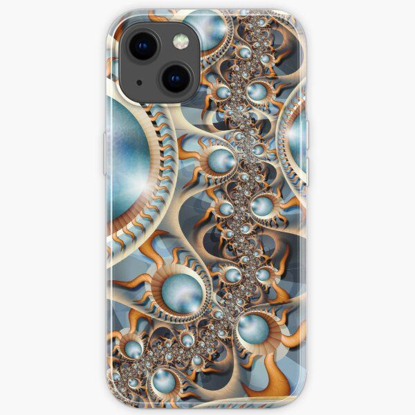 Pearls of new ~ iphone case iPhone Soft Case